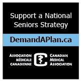 TCOS Supports the CMA's Efforts to Demand A Plan for Seniors Health Care